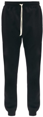 Reigning Champ Slim Cotton-jersey Track Pants - Black
