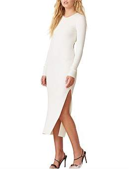 Bec & Bridge Bec + Bridge Danika Long Sleeve Midi Dress