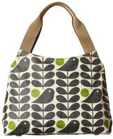 Orla Kiely Bird-Granite Shoulder Bag
