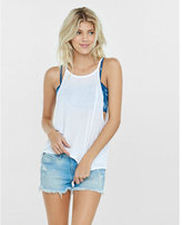 Express one eleven ladder back trapeze tank