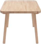 Tom Dixon Peg Table Square Natural