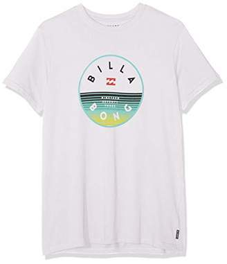Billabong Men's Rotorfill Ss Tee T-Shirt,Large