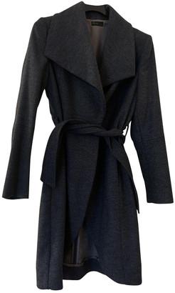 Benetton Grey Viscose Coats