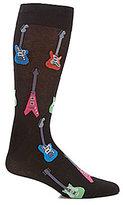 Hot Sox Electric Guitar Crew Socks
