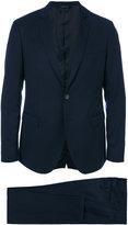 Tonello tailored V-neck suit