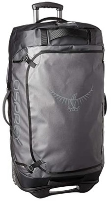 Osprey Transporter Wheeled Duffel 90 (Black) Bags