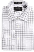 Nordstrom Smartcare(TM) Extra Trim Fit Check Dress Shirt