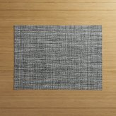 Crate & Barrel Chilewich ® Crepe Grey Vinyl Placemat