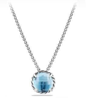 David Yurman Chatelaine Pendant Necklace