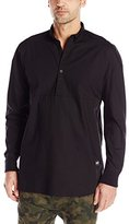 Zanerobe Men's Znrb Pullover Long Sleeve Shirt