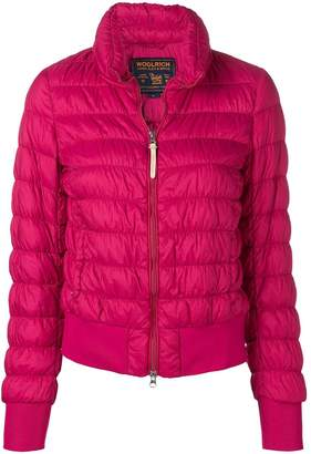 Woolrich slim-fit padded jacket
