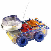 Asstd National Brand Elenco Snap Circuits Deluxe Snap Rover