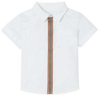 Burberry Baby's & Little Boy's Silverton Short-Sleeve Shirt