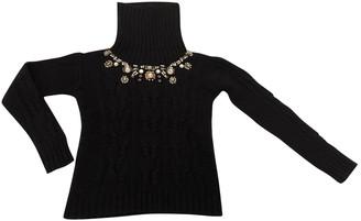 Max & Co. Navy Wool Knitwear for Women