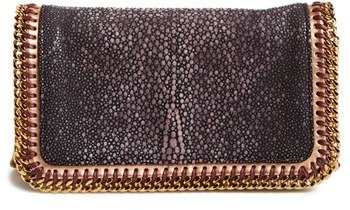 Stella McCartney 'Falabella' Faux Stingray Crossbody Bag