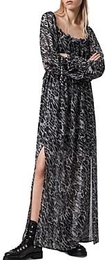 AllSaints Kimi Ambient Maxi Dress