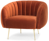Urbia Channeled Accent Chair