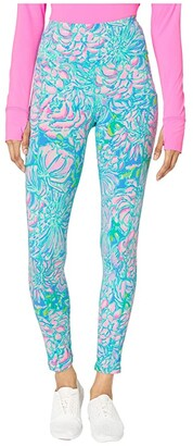 Lilly Pulitzer High-Rise Leggings (Multi In Full Bloom) Women's Casual Pants