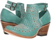 Corral Boots E1403 (Turquoise) Women's Boots