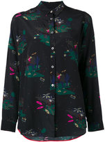 Paul Smith printed shirt - women - Silk - 40