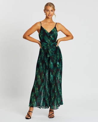 Fresh Soul Botanical Jumpsuit