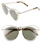 Karen Walker 'Marguerite' 52mm Sunglasses