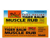 Tiger Balm Muscle Rub by 2oz Rub)