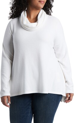1 STATE Cowl Neck Tunic