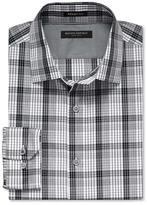 Banana Republic Grant-Fit Non-Iron Large Check Shirt