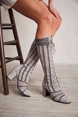 Silent D Blaire Lace-Up Boots
