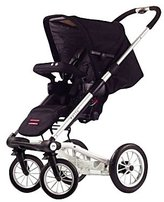 Mutsy 4Rider Light Stroller - Cargo Black