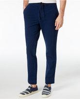 Tommy Hilfiger Men's Elastic Drawstring Denim Pants