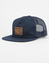 RVCA Washburn Mens Trucker Hat