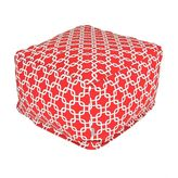 Dormify Majestic Home Goods Large Printed Indoor Ottoman