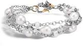 John Hardy Women's Legends Pearl Bracelet