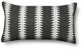 "Threshold Ebony Global Oversized Lumbar Throw Pillow (27""X15"