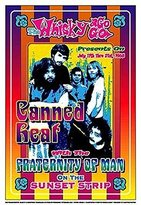 Loren The Poster Corp Canned Heat 1968 Poster Print by Dennis
