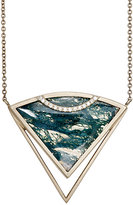 Monique Péan Women's Triangular Pendant Necklace