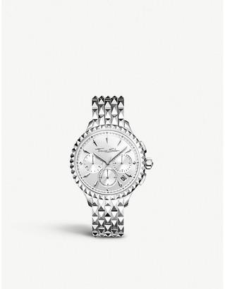 Thomas Sabo WA0345201201 Rebel at Heart stainless steel chronograph watch