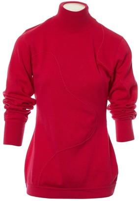 Montana Pink Wool Knitwear
