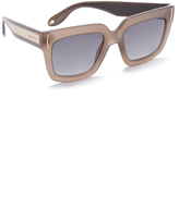 Givenchy Square Sunglasses