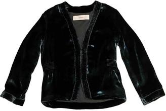 Cacharel Blue Velvet Jackets