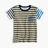 J.Crew Boys' mash-up pocket T-shirt