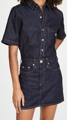 Rag & Bone/JEAN All In One Shirtdress