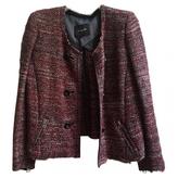 Isabel Marant Red Wool Jacket