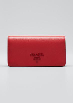 Prada Monochrome Mini Bag w/ Removable Wristlet and Crossbody Straps