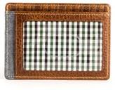 Boconi Men's Caleb Lte Leather Card Case - Brown