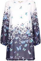 Yumi Butterfly Tunic Dress