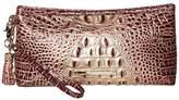 Brahmin Ombre Melbourne Kayla Clutches (Port) Handbags