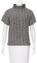 Fendi Wool & Cashmere-Blend Top